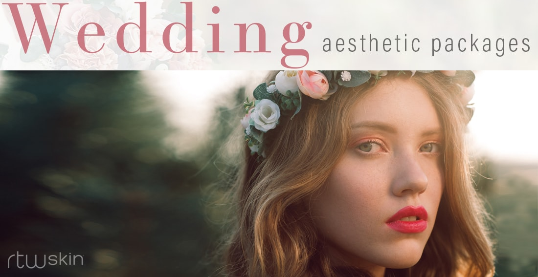 wedding aesthetic packages rtwskin Tunbridge Wells Kent